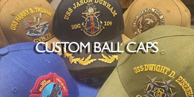 custom ball caps