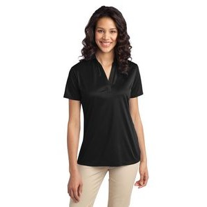 Ladies Port Authority® Silk Touch™ Performance Polo Shirt