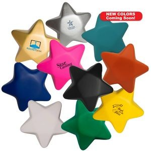 Squeezies� Stress Reliever Star