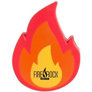 Fire Emoji Squeezies� Stress Reliever