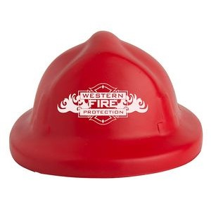 Fire Helmet Squeezies� Stress Relievers