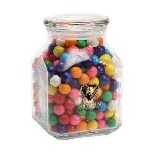 Gumballs in Lg Glass Jar