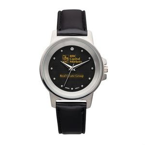 The Refined Watch - Mens - Black/Clear/Black